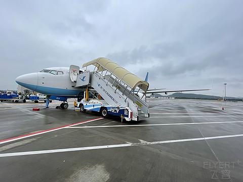 毕业回家的最后一程 结束酒店隔离 体验不一样的国内航班乘机体验