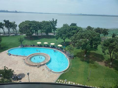 阳澄湖畔亲子酒店费尔蒙金尊小套房打卡