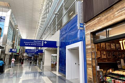 达拉斯沃斯堡机场(DFW) 美国运通百夫长休息室 体验测评