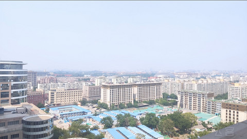 亲子staycation评测北京粤财JW万豪——尊优豪华房和花园套房双体验