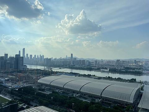 2021第二十一站—广交会威斯汀双床套入住报告 Westin Pazhou