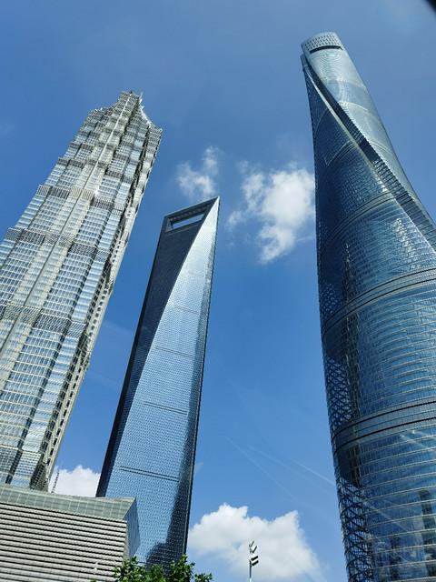 打卡上海三件套之一君悦酒店行政套房入住体验