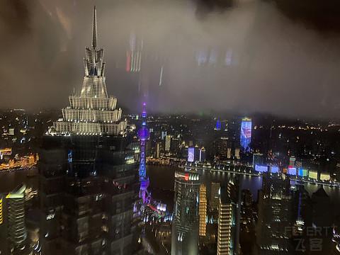 夜听风雨-上海柏悦