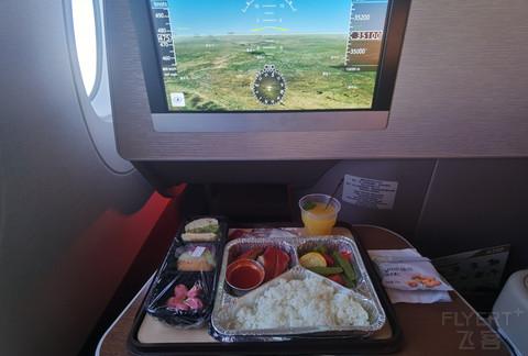 东航A350京沪公务舱体验,打卡首架中国交付墨镜侠,MU5120,PEK-SHA