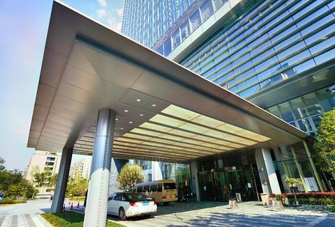 台州希尔顿酒店行政大床房入住体验