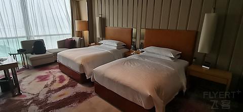 湘江侧,于繁华星城中觅得一片静谧(回忆长沙北辰洲际酒店)