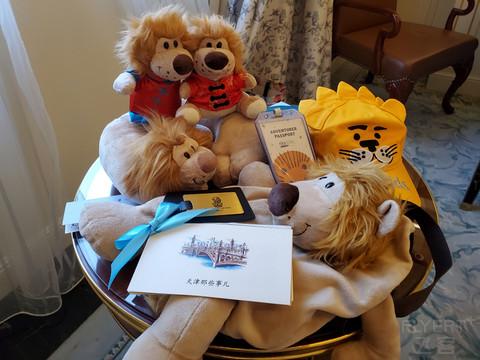 天津丽思卡尔顿酒店Ritz kids惊喜之旅