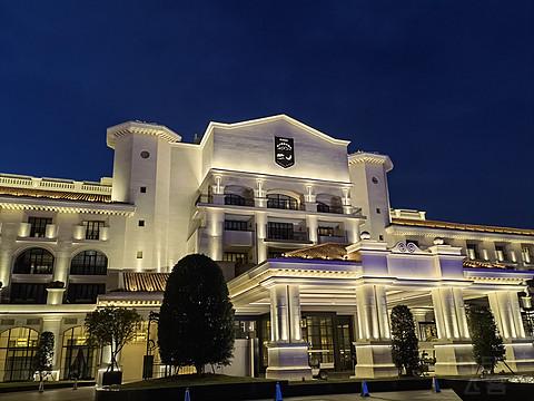 南京苏宁钟山高尔夫酒店景惜高尔夫双床房
