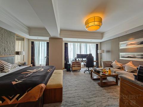 居然在酒店圆了学生时代的电竞梦?!北京嘉里大酒店腾讯电竞超豪华房入住体验