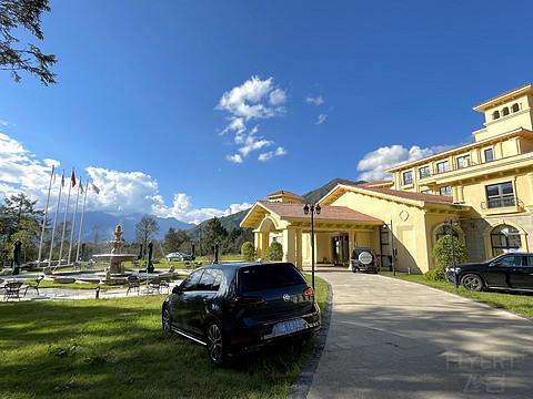 真假傻傻分不清,最神秘的国际五星酒店,入住雅安孟获城豪生森林度假酒店