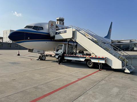 惊心动魄的中转-南航贵州-广州-临沂CZ3691/CZ3991公务舱一览