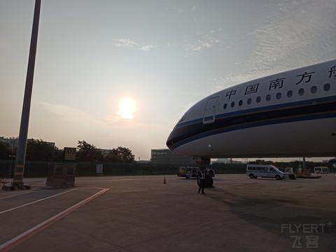 [侠客再现]南航A350-900(深圳-北京大兴)商务舱报告