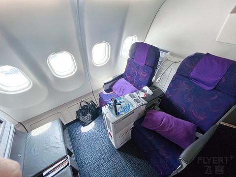 Flight Log TAO-PEK 【流亭再见】国航332公务舱 金凤乘务组 流亭机场的回忆多图