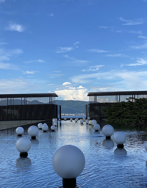 「三亚最爱酒店」三亚太阳湾柏悦-至尊海景套房入住体验报告&皮划艇桨板浮潜体验