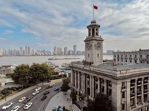 武汉江滩美仑国际酒店|Grand Madison Wuhan, 我今晚睡进了百年文物保护单位里