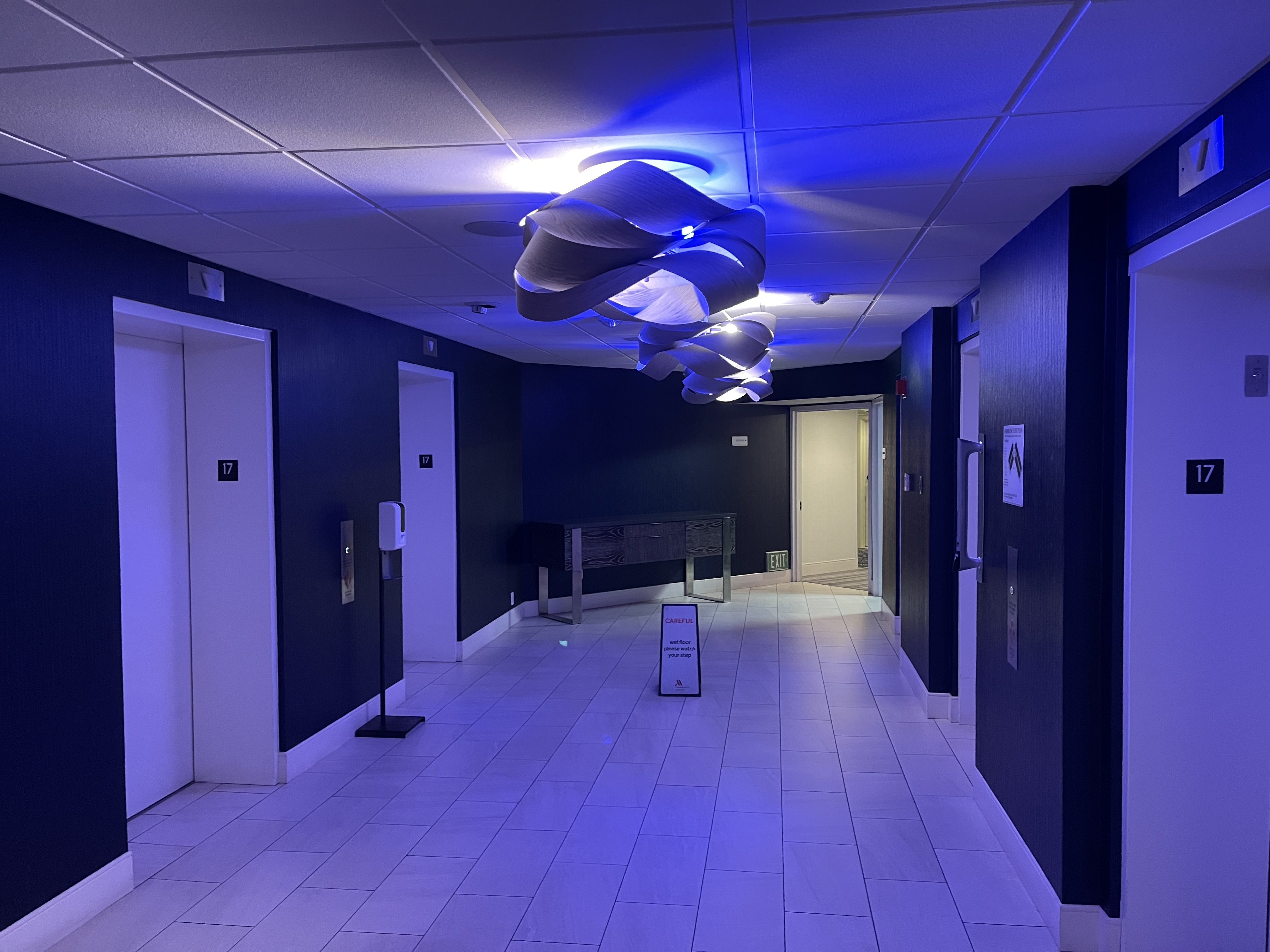 又见尔湾—Irvine Marriott 行政套房一晚体验