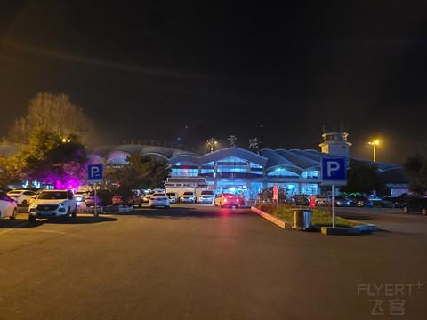 第一次大概也是最后一次打卡白塔埠——连云港-大兴MU6942报告