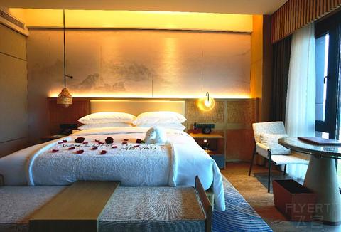 。实住首发。柳州三江县万怡酒店。(更靠近桂林)。