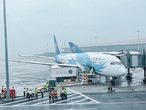 Flight Log|PKX-WUH 南航787-8公务舱 【大兴机场南航专享值机、休息室】值得体验