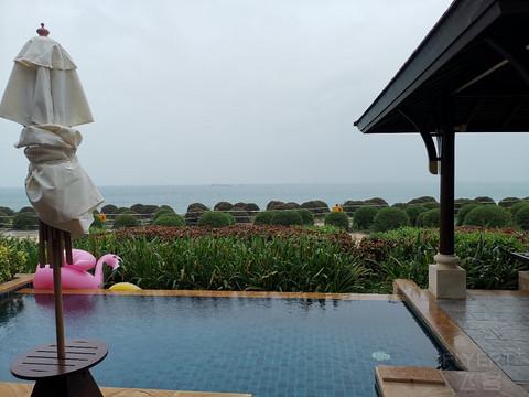 #金秋出行#亚龙湾丽思海景别墅丽海居的完美体验