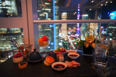 上海浦东丽晶酒店明珠景房 行政酒廊深度体验
