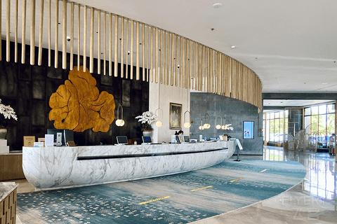 亚龙湾最佳选择——三亚亚龙湾万豪酒店环海套房体验#金秋出行#