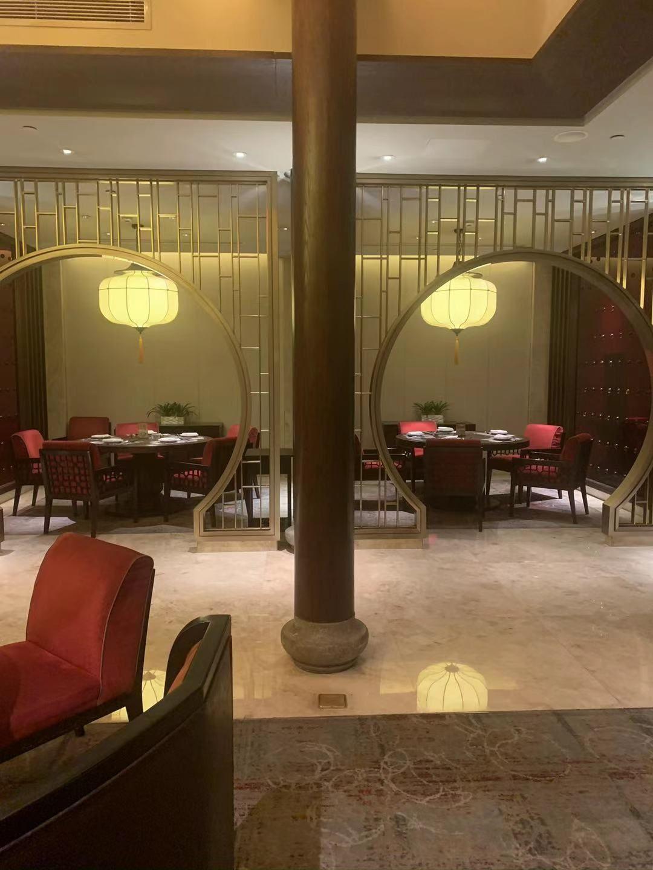 HYATT餐厅攻略(十)西安凯悦湖畔中餐厅,盛名之下,烤鸭当道,余皆了了