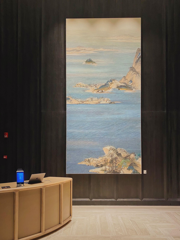 #2021扬帆起航#沉入灰色山脉下的月——ParkHyattShenzhen深圳柏悦酒店天际套房入住...
