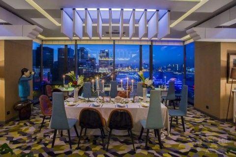 【限量闪购】¥168起/位--上海外滩英迪格酒店东南亚半自助晚餐