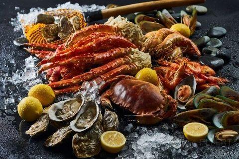 【闪购】¥398/位--上海外滩华尔道夫酒店周五周六海鲜自助晚餐