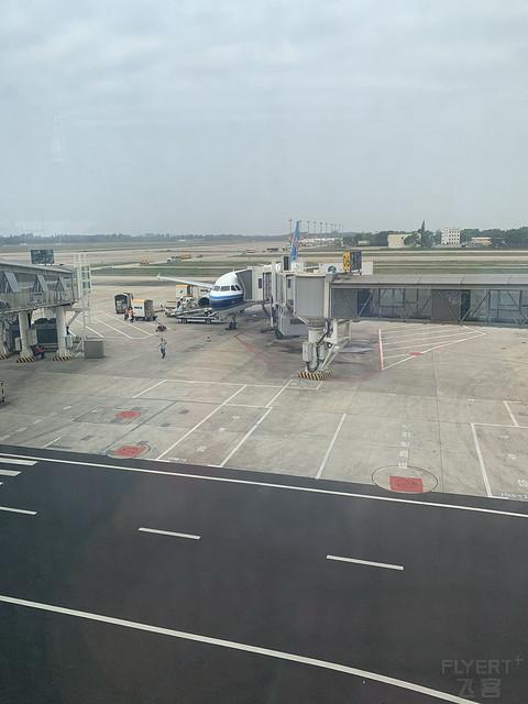 【南方航空】CZ6977 海口至厦门经济舱 飞行报告 V5.0