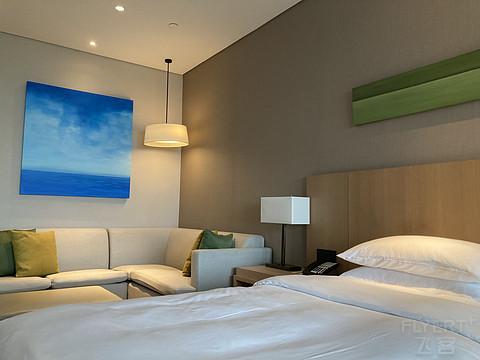 不输奢牌--充满惊喜的三亚中心凯悦嘉轩酒店