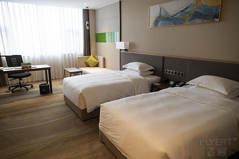 双流过夜:成都机场假日酒店 入住体验