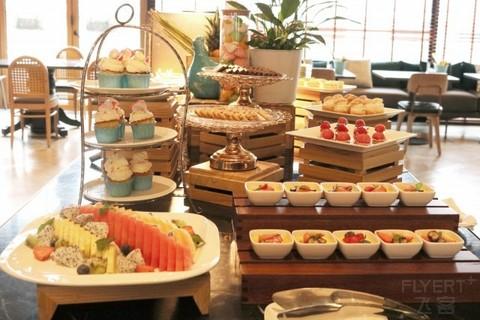¥58起/位--上海虹桥雅辰悦居酒店自助下午茶