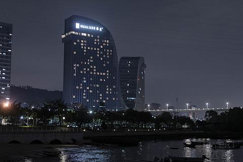 岛外度假:厦门海沧融信华邑酒店 豪华套房体验
