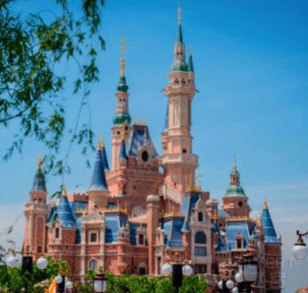 5周年特惠~上海迪士尼乐园门票特惠一日票