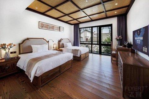 【暑期可用】¥699/套--南浔博阳开元名庭酒店哈啦水乐园度假套餐