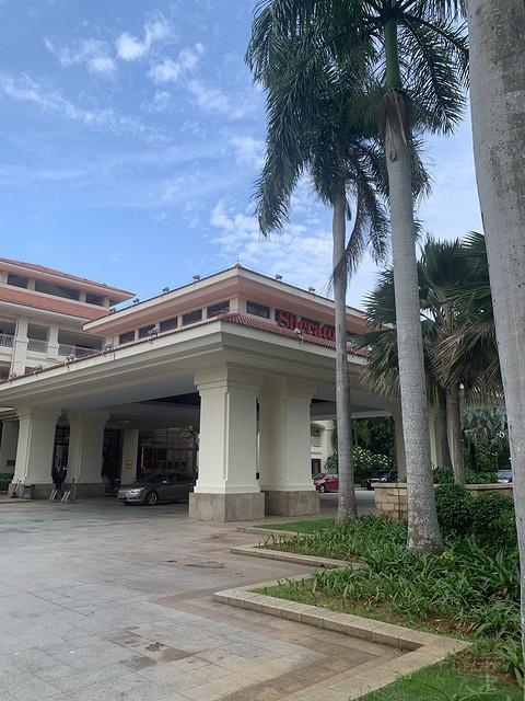 【喜来登】海南海口喜来登度假酒店 海景套房 入住报告 V1.0