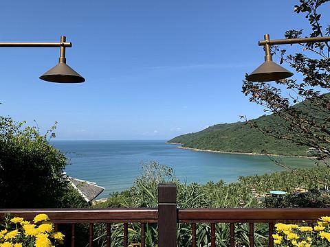 岘港太阳半岛洲际
