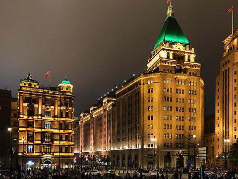 #趁初夏,去旅行# 上海|凯宾斯基大酒店-Grand Kempinski Hotel Shanghai