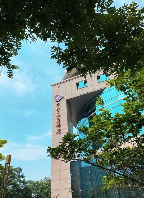 #趁初夏,去旅行#簋街以西突然发现美爵东方魅力---北京东方美爵酒店