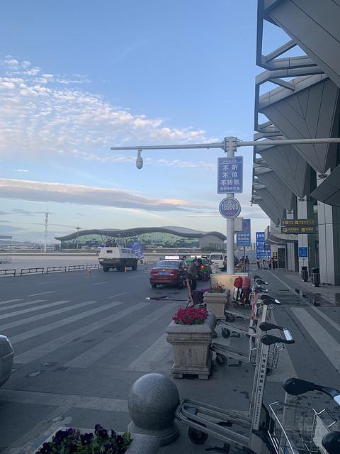 【海南航空】HU7895 乌鲁木齐至南京(经停呼和浩特) 经济舱 飞行报告 V1.0