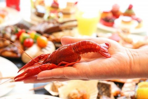 【福利价】¥188/位--上海千禧海鸥大酒店小龙虾风暴自助晚餐