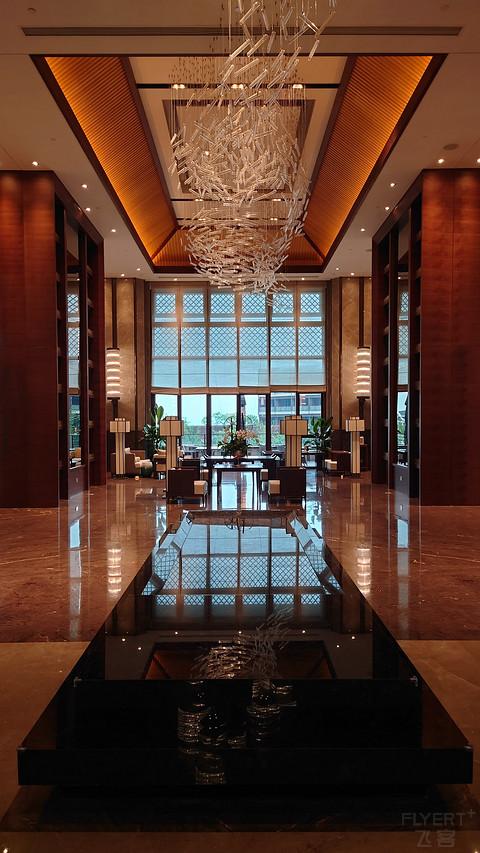 #趁初夏,去旅行#不太成功的苏州湾华邑温泉度假酒店入住体验