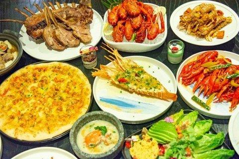 ¥439起/2位--上海瑞金洲际酒店双人自助晚餐