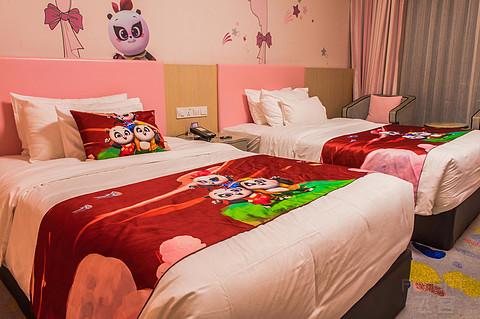 #趁初夏,去旅行#童心趣玩,亲子必住酒店之广州长隆熊猫酒店!