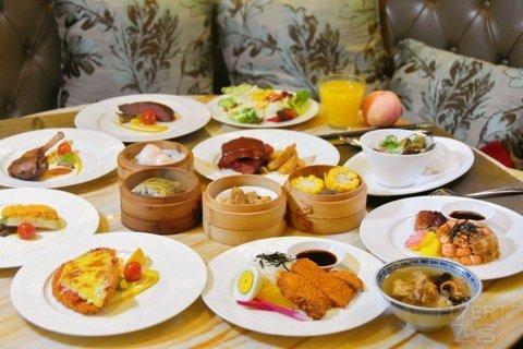 【闪购特惠】¥138起/位--上海万达瑞华酒店美食汇单人半自助午餐