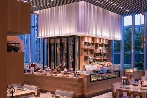 ¥608起/3位--上海静安香格里拉两咖啡自助餐