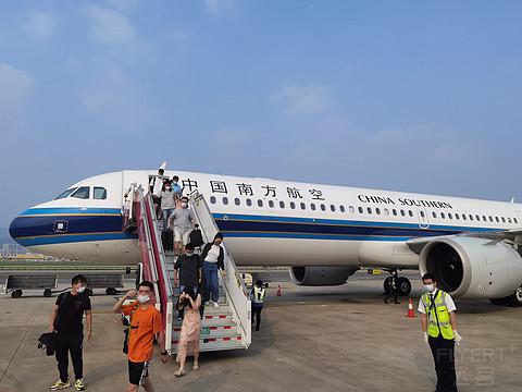 南航快乐飞2.0毕业篇-重庆江北&北京大兴打卡