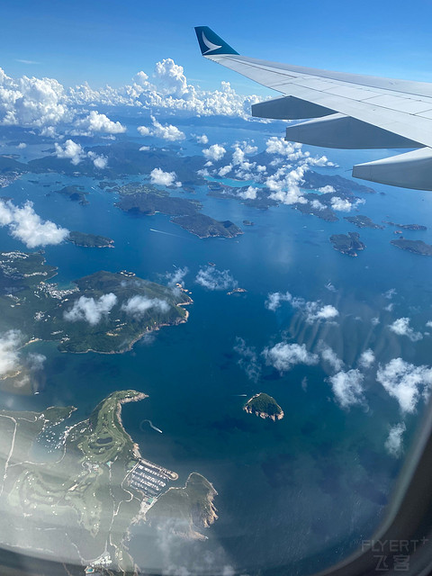 【香港-上海】国泰CX368和入境体验